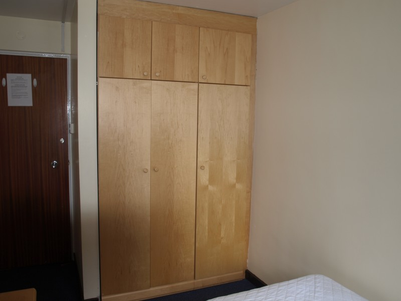 shared bedroom spacious wardrobe