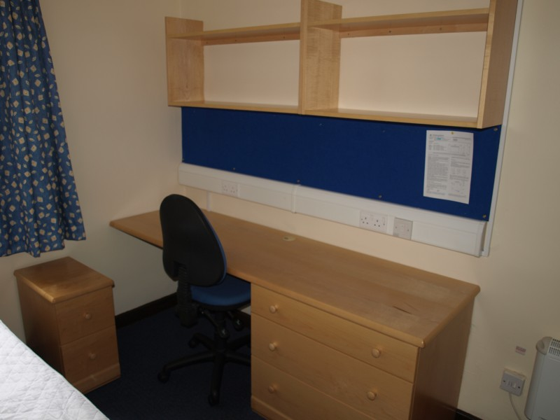 shared bedroom desk